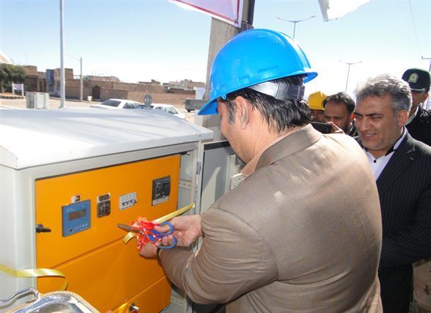 برخی از پروژه های شاخص شهرستان نهبندان کلنگ زنی، افتتاح و به بهره برداری رسید.