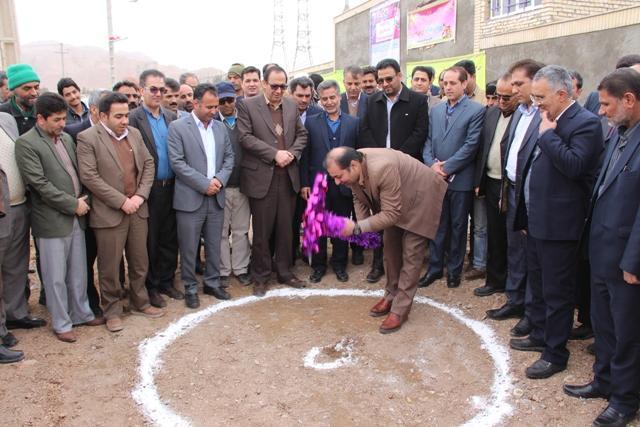 برخی از پروژه های شاخص شهرستان قاینات کلنگ زنی، افتتاح و به بهره برداری رسید.